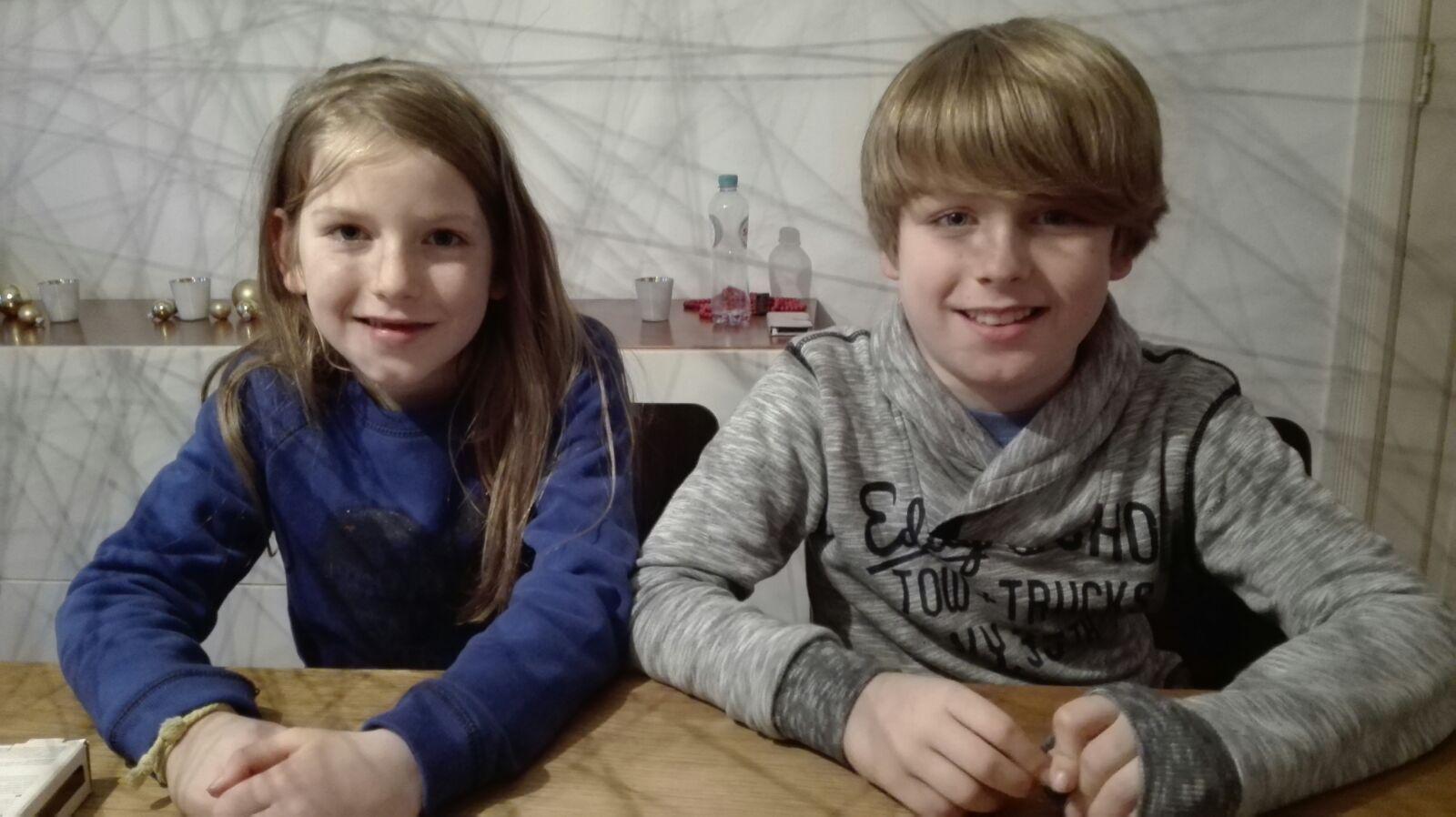 Kids in the Street: Koen en Vera