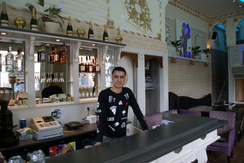 Barman Mohammed