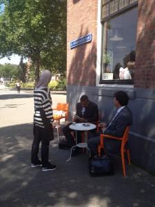 Afspreken bij Espresso Dates