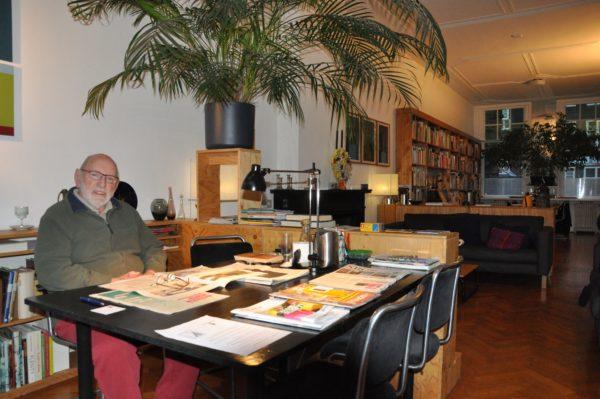 ROTTERDAM WOONT - Een gesprek met Frans Hooykaas