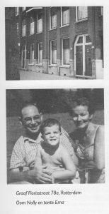 Graaf Florisstraat 78 en Duitse oom en tante