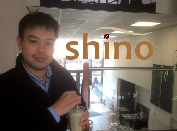Shino - Voor speciale koffie, thee en lunches