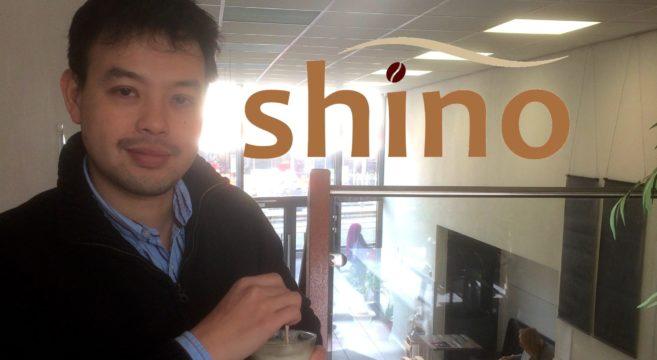 Shino voor speciale koffie thee en lunches graaf for Goedkope kappersstoel