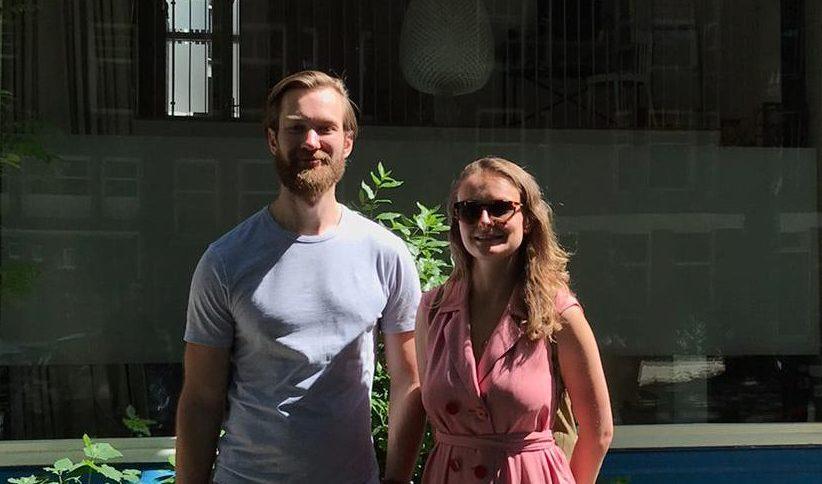 Nieuwe Buren: Magda en Matiss op 24b