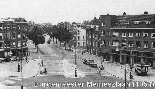 Geschiedenisclub Burg. Meineszlaan