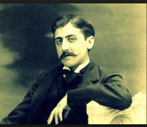 Marieke's Kersttip: Vragen van Proust
