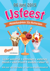 Capri IJsfeest