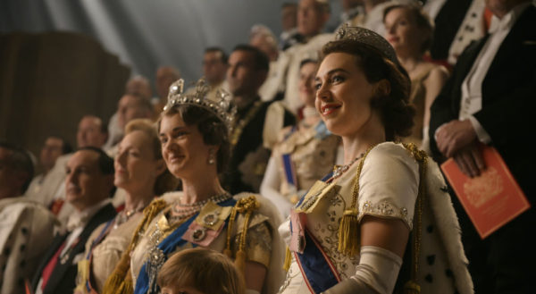 Tony's Kersttip - The Crown