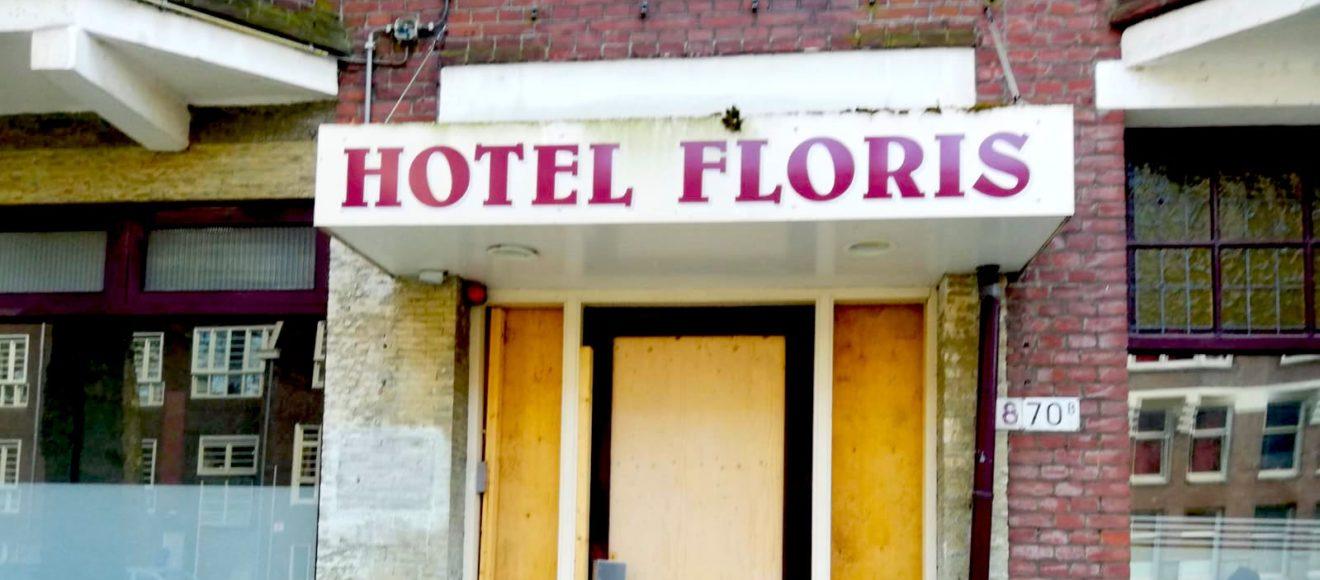 Hotel Floris & de rol van de Vereniging