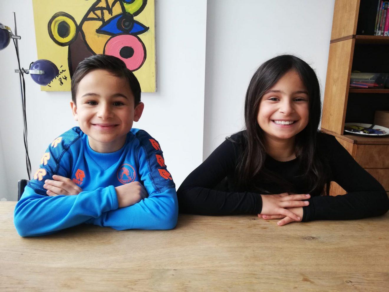 Kids: Sofie en Jarko