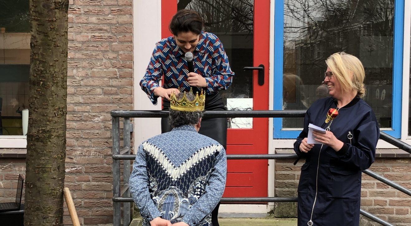 Marieke en Floris: Koningskoppel van het Wijkpaleis