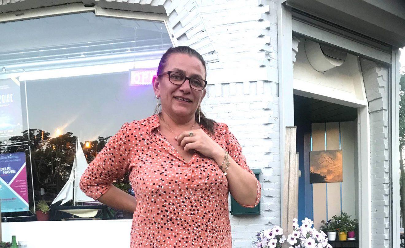 Roemeense keuken in de straat