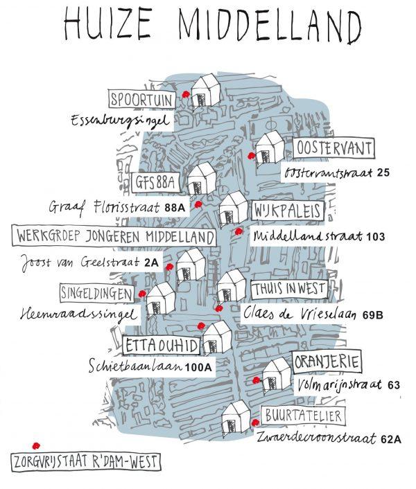 Huize Middelland: onze wijk doet het samen